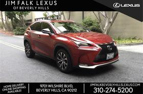 2017 Lexus NX 200t F Sport:10 car images available