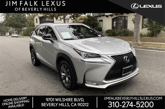 2017 Lexus NX 200t F Sport:13 car images available