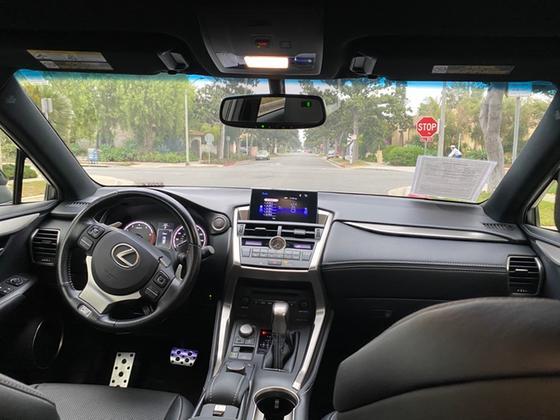 2017 Lexus NX 200t F Sport