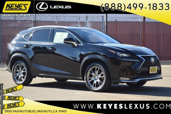 2015 Lexus NX 200t:24 car images available