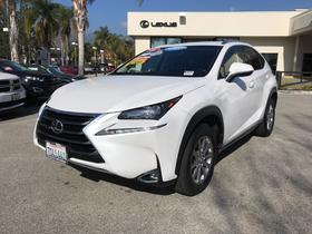 2016 Lexus NX 200t:11 car images available