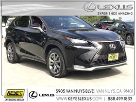 2016 Lexus NX 200t:24 car images available