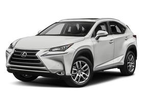 2017 Lexus NX 200t : Car has generic photo