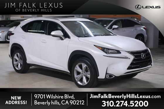 2017 Lexus NX 200t:10 car images available