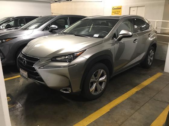 2017 Lexus NX 200t:2 car images available