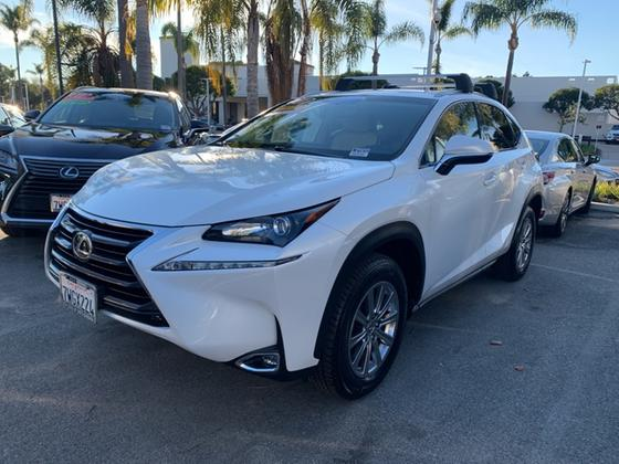 2017 Lexus NX 200t:4 car images available