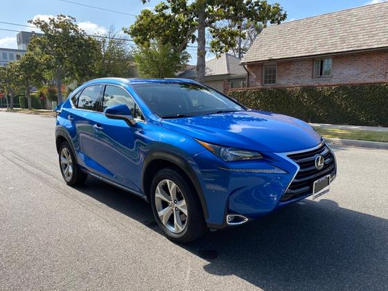2017 Lexus NX 200t:21 car images available