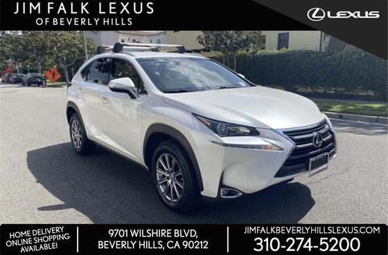 2017 Lexus NX 200t:8 car images available