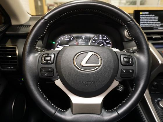 2016 Lexus NX 200t