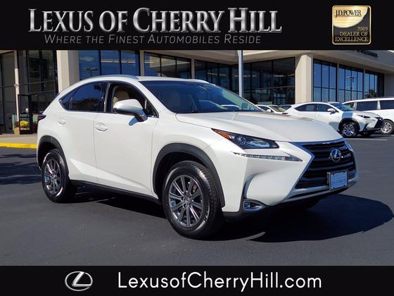 2017 Lexus NX 200t:24 car images available