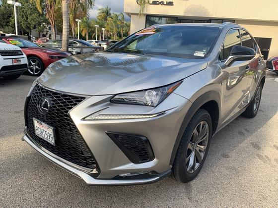 2019 Lexus NX 300 F Sport:7 car images available
