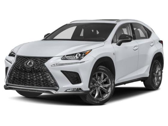 2020 Lexus NX 300 F Sport : Car has generic photo