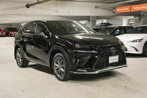 2020 Lexus NX 300 F Sport:24 car images available