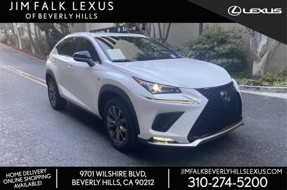 2018 Lexus NX 300 F Sport:19 car images available