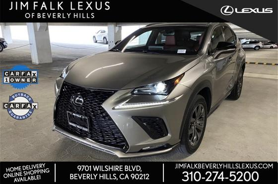 2018 Lexus NX 300 F Sport:15 car images available