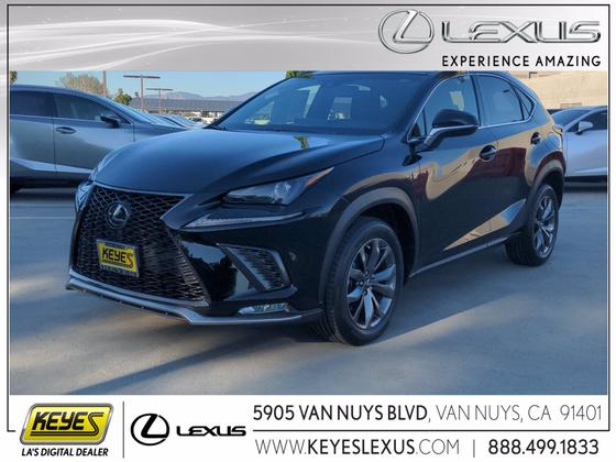 2019 Lexus NX 300 F Sport:24 car images available