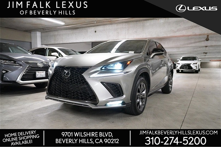 2019 Lexus NX 300 F Sport:14 car images available
