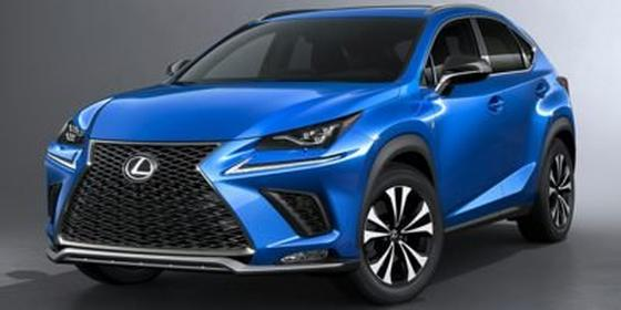 2019 Lexus NX 300 : Car has generic photo