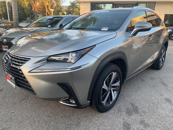 2019 Lexus NX 300:4 car images available