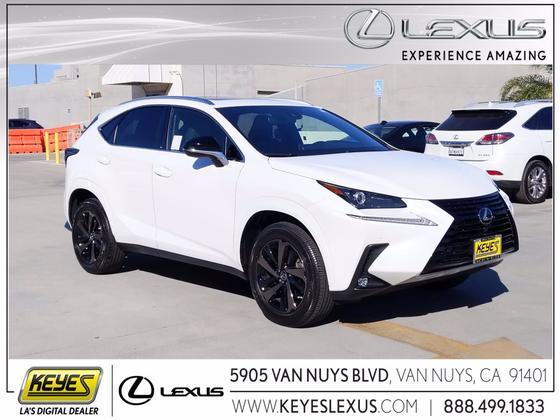 2020 Lexus NX 300:24 car images available