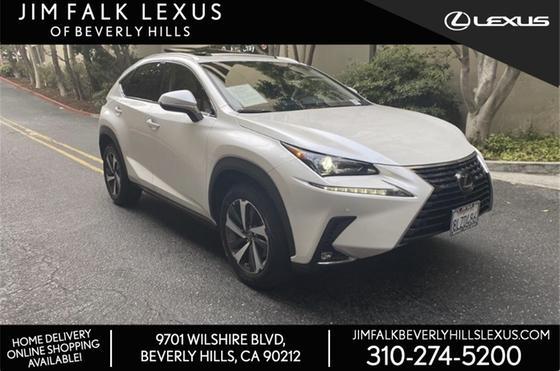 2020 Lexus NX 300:15 car images available