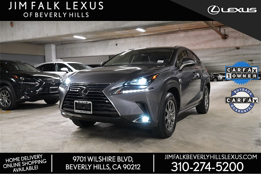 2020 Lexus NX 300:13 car images available