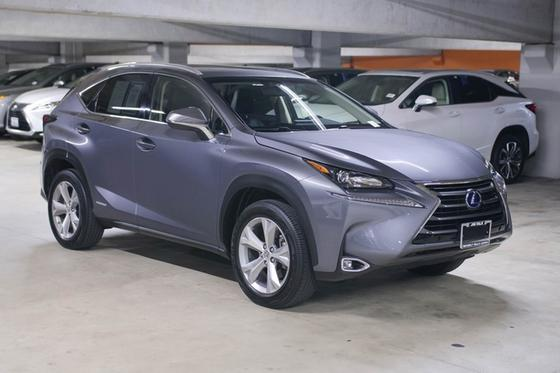2017 Lexus NX 300h:24 car images available