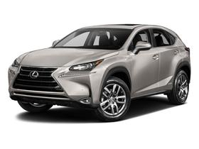 2017 Lexus NX 300h : Car has generic photo
