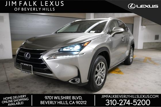 2017 Lexus NX 300h:13 car images available