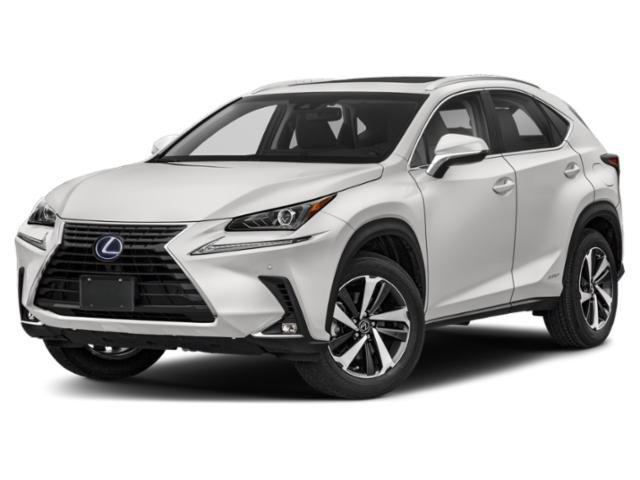 2020 Lexus NX 300h : Car has generic photo