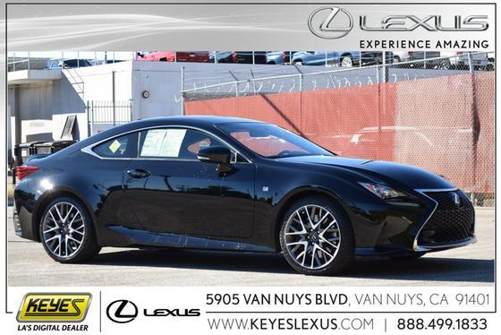 2016 Lexus RC 200t:24 car images available
