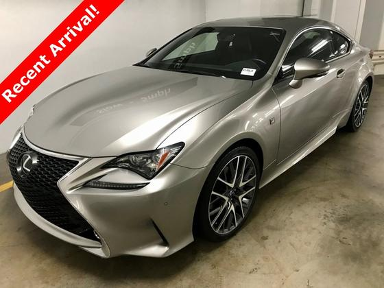 2016 Lexus RC 200t : Car has generic photo