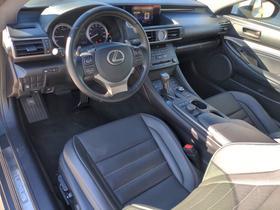 2017 Lexus RC 200t