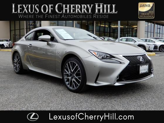 2017 Lexus RC 300 F Sport:24 car images available