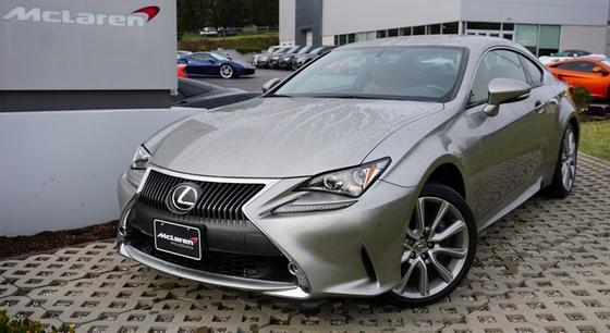2016 Lexus RC 300:10 car images available