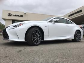 2018 Lexus RC 300:24 car images available