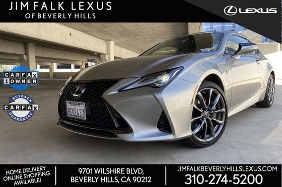 2019 Lexus RC 300:24 car images available
