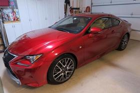 2015 Lexus RC 350 F Sport:3 car images available