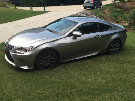 2015 Lexus RC 350 F Sport:6 car images available