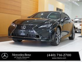 2019 Lexus RC 350 F Sport:24 car images available