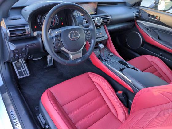 2020 Lexus RC 350 F Sport