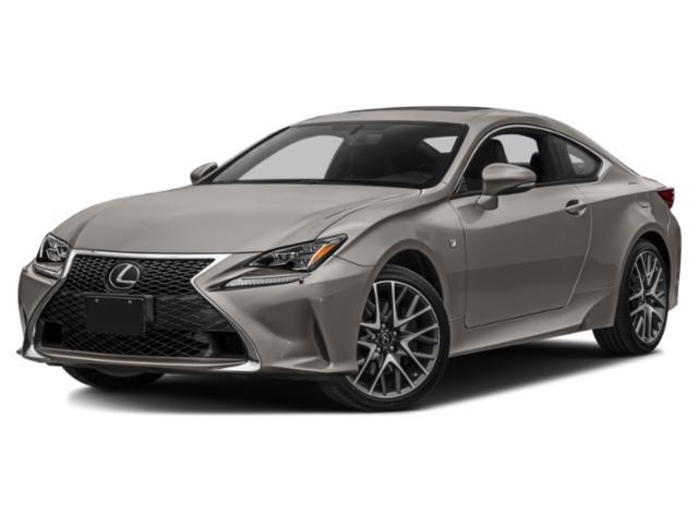 2018 Lexus RC 350 F Sport : Car has generic photo