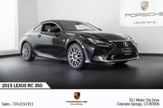 2015 Lexus RC 350:16 car images available