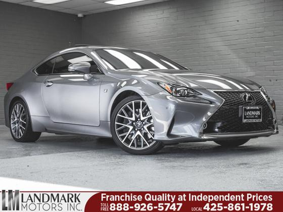 2015 Lexus RC 350:24 car images available