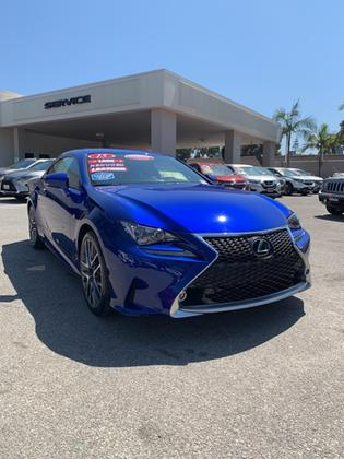 2015 Lexus RC 350:21 car images available
