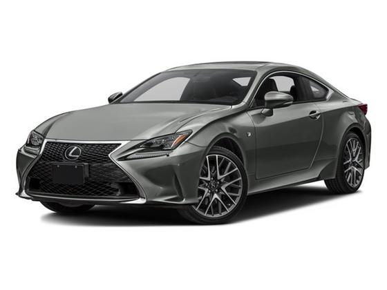 2016 Lexus RC 350 : Car has generic photo