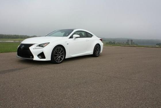 2015 Lexus RC F:6 car images available