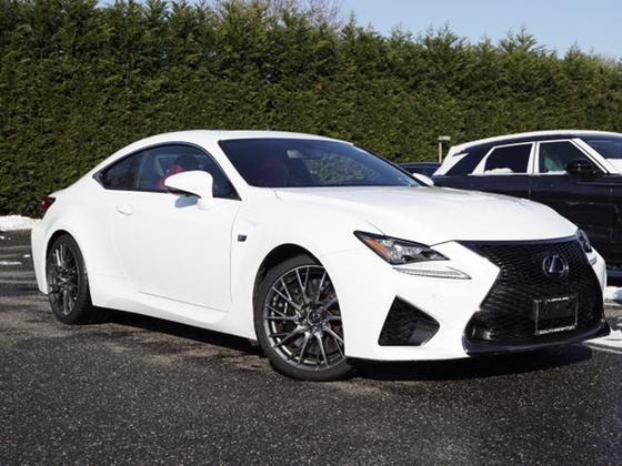 2015 Lexus RC F:23 car images available