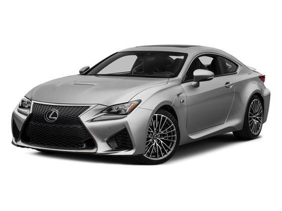 2015 Lexus RC F : Car has generic photo