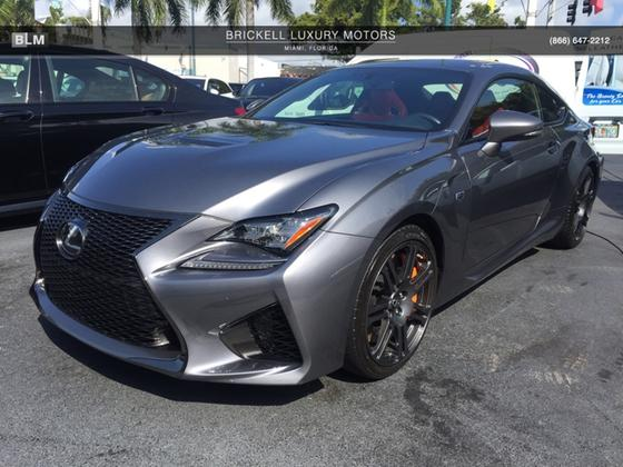 2017 Lexus RC F:8 car images available
